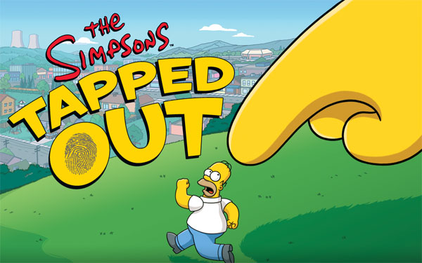 Level 37-Update für Die Simpsons: Springfield / Tapped Out
