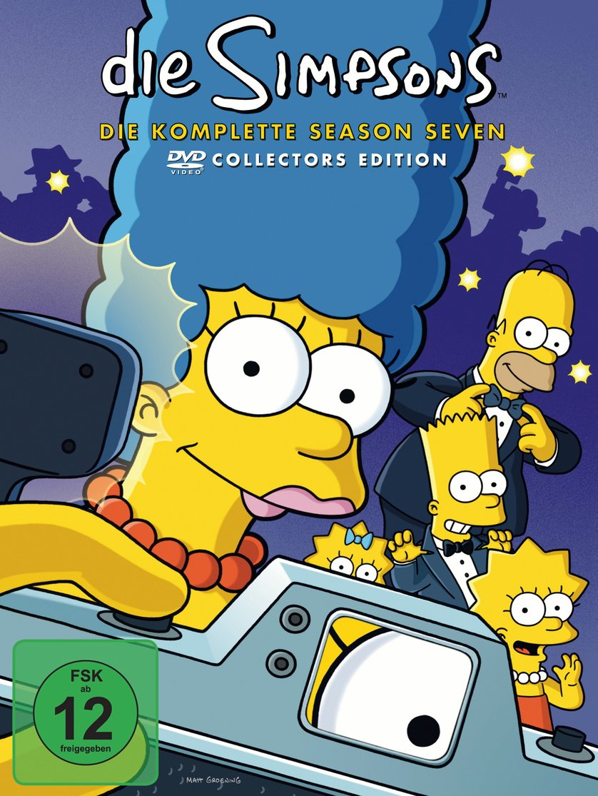 Simpsons Staffel 7 Collection