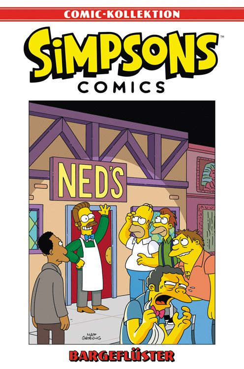 Die Simpsons - Simpsons Comic-Kollektion Nr. 33
