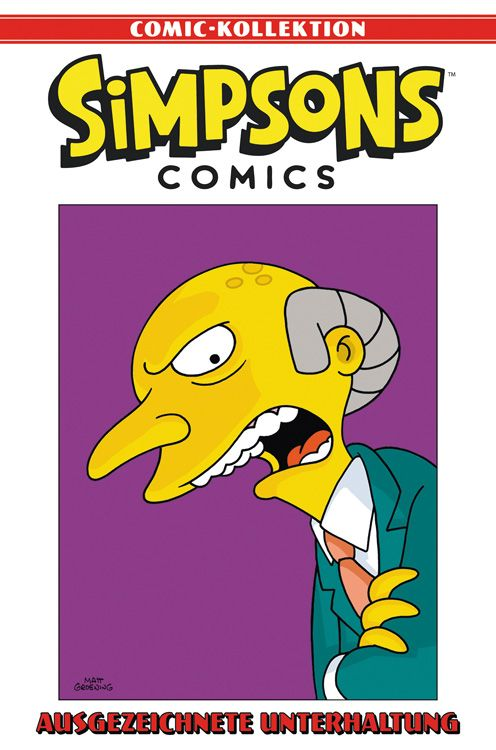 Die Simpsons - Simpsons Comic-Kollektion Nr. 37