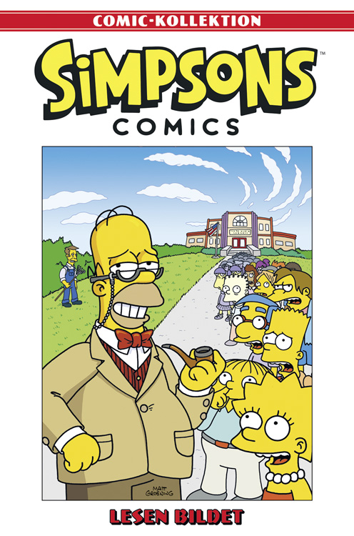 Die Simpsons - Simpsons Comic-Kollektion Nr. 39