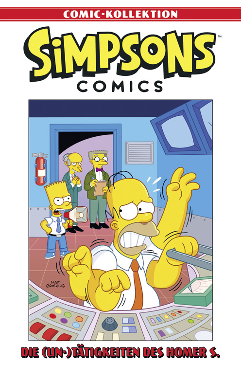 Die Simpsons - Simpsons Comic-Kollektion Nr. 40