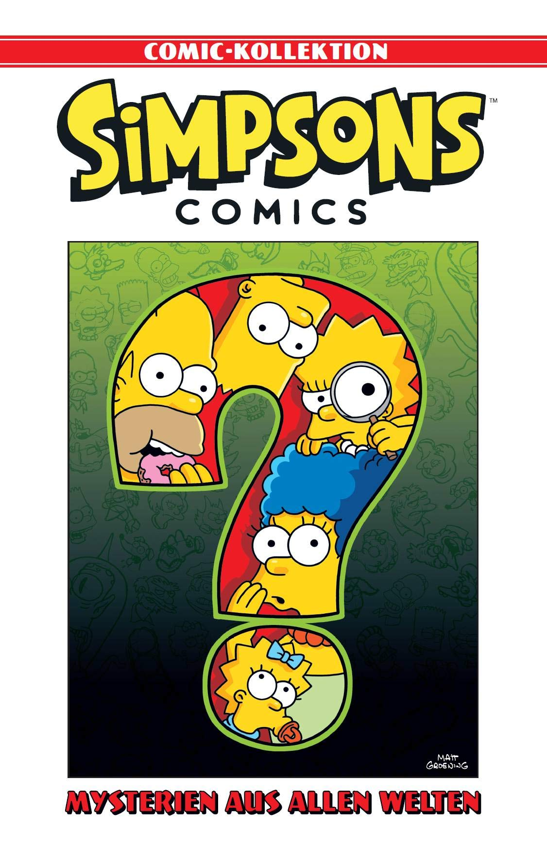 Die Simpsons - Simpsons Comic-Kollektion Nr. 42