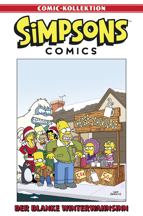 Die Simpsons - Simpsons Comic-Kollektion Nr. 47