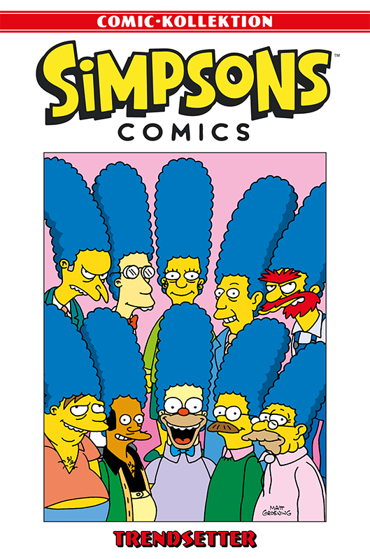 Die Simpsons - Simpsons Comic-Kollektion Nr. 50