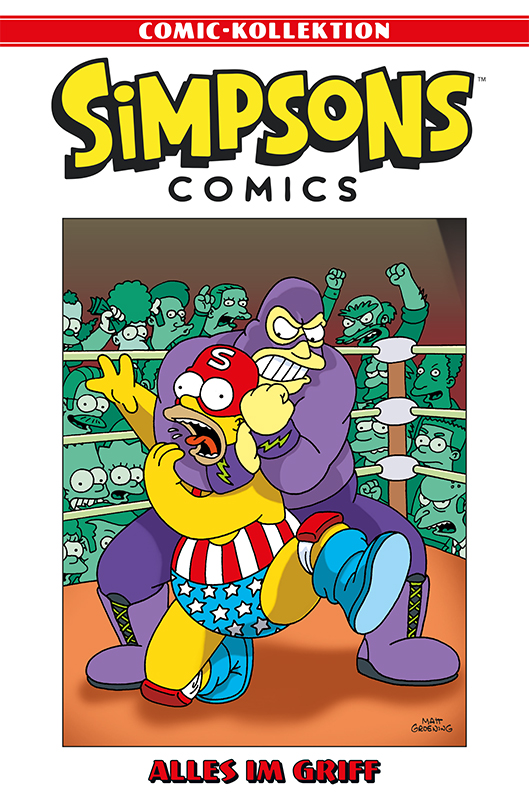 Die Simpsons - Simpsons Comic-Kollektion Nr. 51