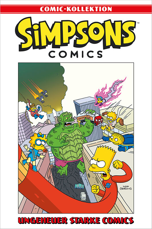 Die Simpsons - Simpsons Comic-Kollektion Nr. 57