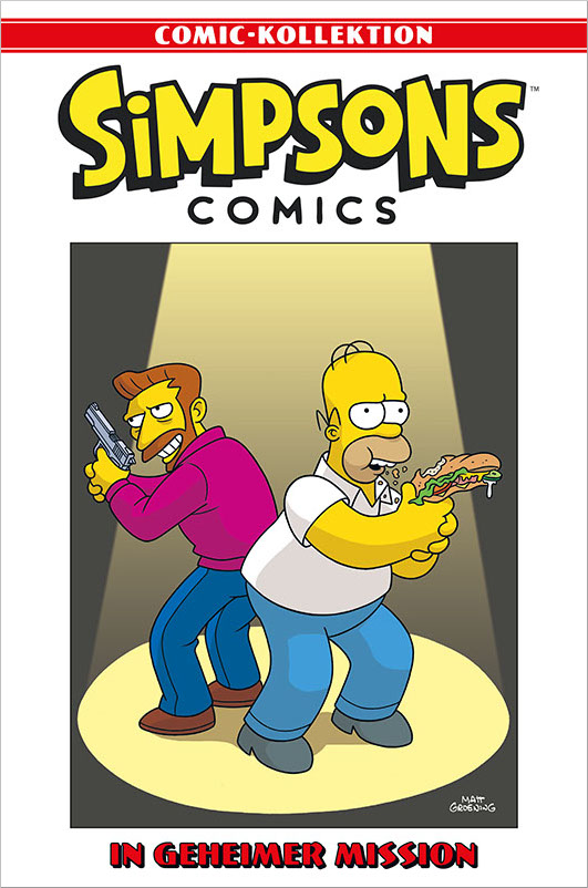 Die Simpsons - Simpsons Comic-Kollektion Nr. 58