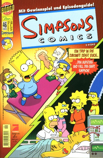 Simpsons Comic Nr. 46