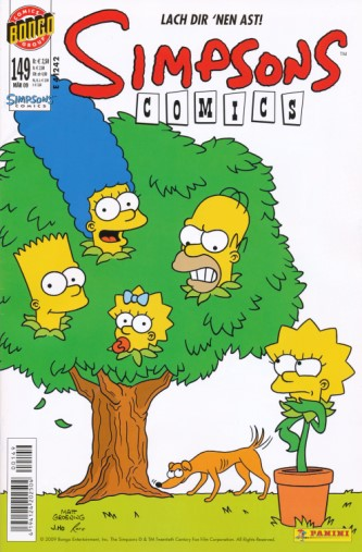 Simpsons Comic Nr. 149