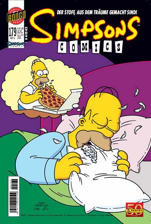 Simpsons Comic Nr. 179