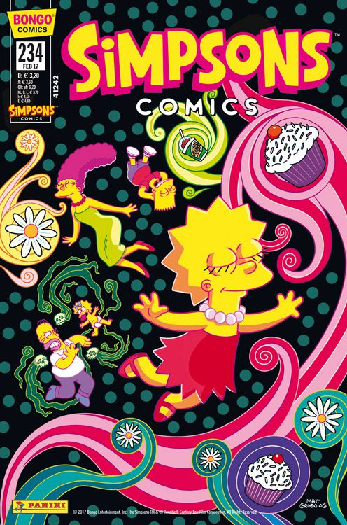 Simpsons Comic Nr. 234