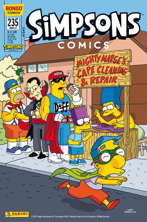 Simpsons Comic Nr. 235