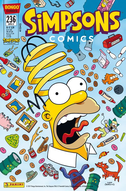 Simpsons Comic Nr. 236