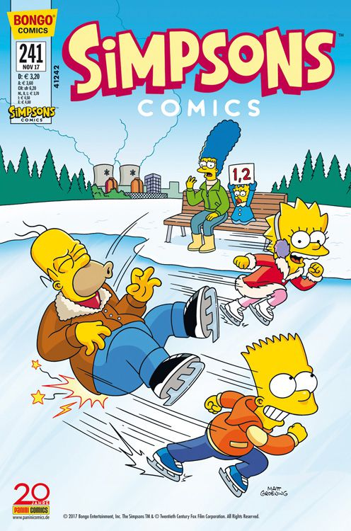 Simpsons Comic Nr. 241