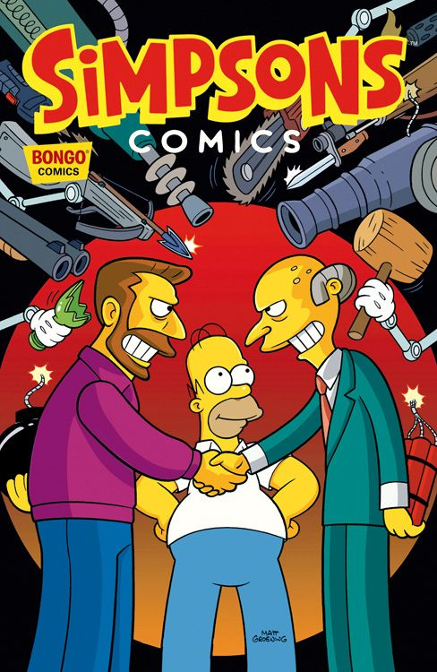 Simpsons Comic Nr. 246