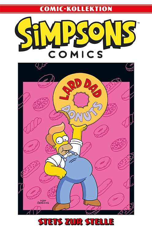 Die Simpsons - Simpsons Comic-Kollektion Nr. 54