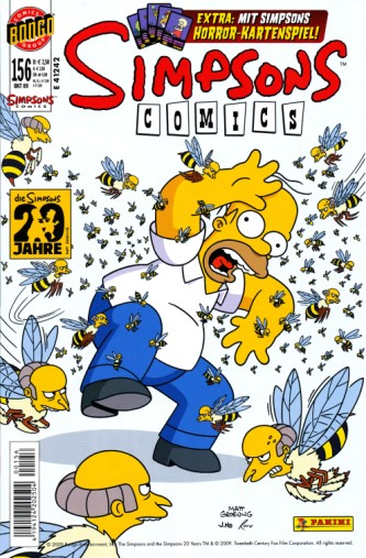 Simpsons Comic Nr. 156