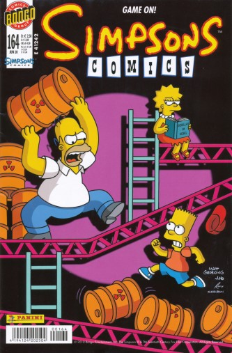Simpsons Comic Nr. 164
