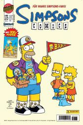Simpsons Comic Nr. 175