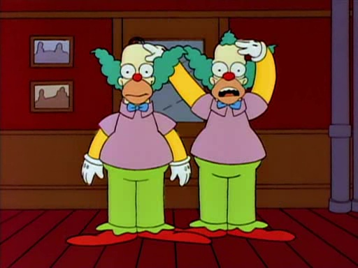 Die Simpsons - Homie der Clown