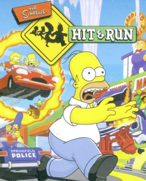 The Simpsons - Hit and Run (2005)