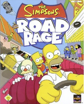 The Simpsons - Road Rage (2001)