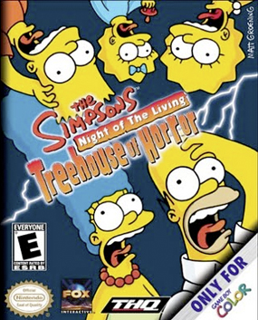 The Simpsons - Treehouse of Horror (2001)