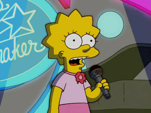 Lisa Simpson: Superstar