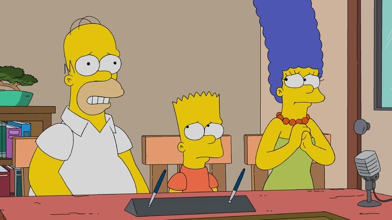 Simpsons Staffel 31