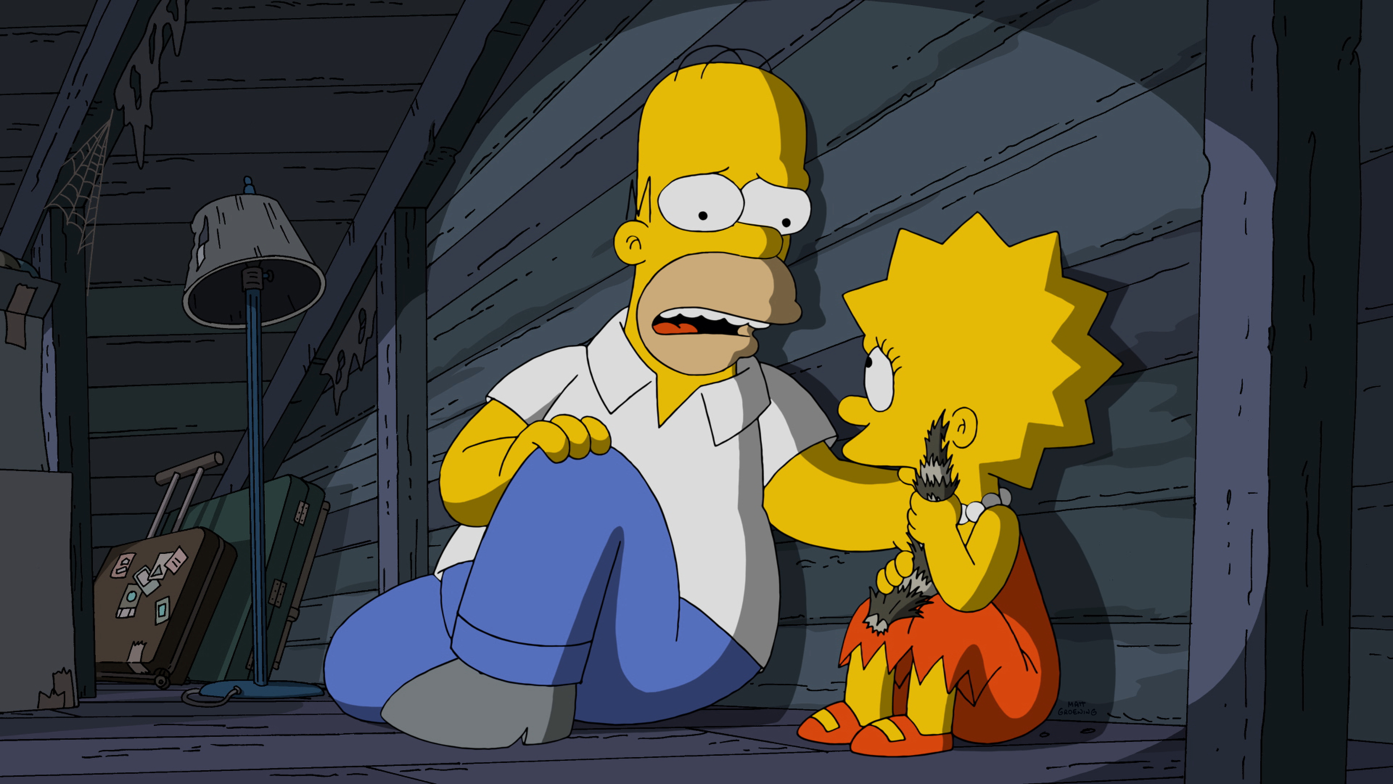 Die Simpsons - Horror-Halloween
