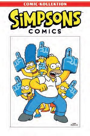Simpsons Comic-Kollektion Nr. 1