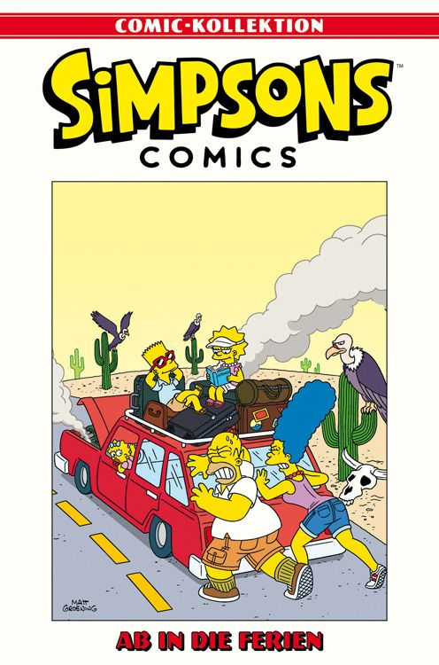 Simpsons Comic-Kollektion Nr. 11