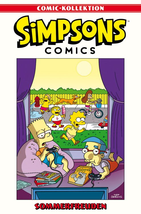 Simpsons Comic-Kollektion Nr. 12