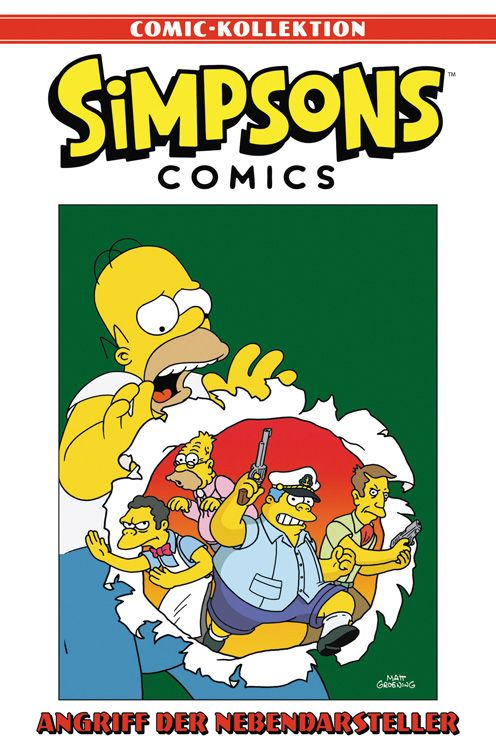 Simpsons Comic-Kollektion Nr. 14