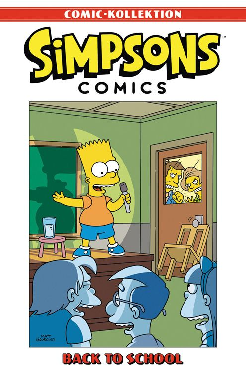 Simpsons Comic-Kollektion Nr. 15
