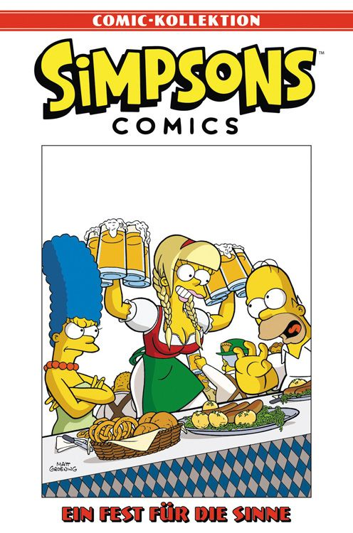 Simpsons Comic-Kollektion Nr. 16