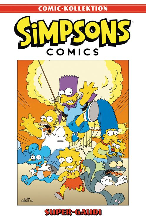 Simpsons Comic-Kollektion Nr. 18