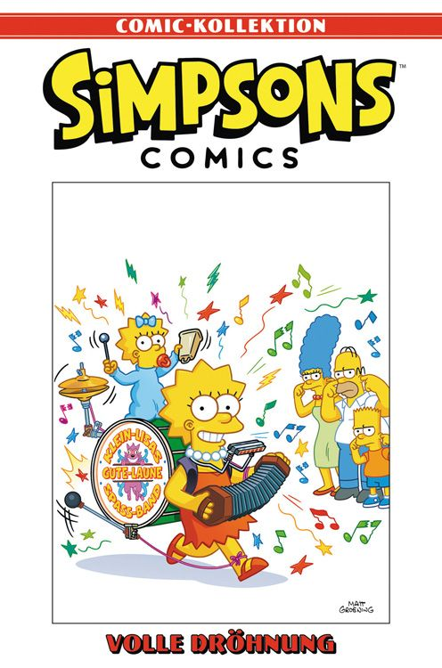 Simpsons Comic-Kollektion Nr. 19