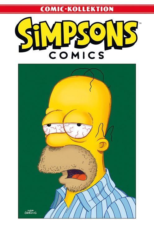 Simpsons Comic-Kollektion Nr. 2