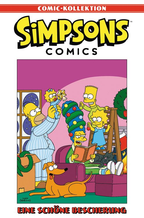 Simpsons Comic-Kollektion Nr. 20