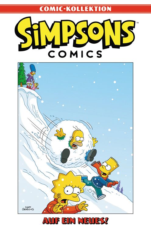 Simpsons Comic-Kollektion Nr. 21