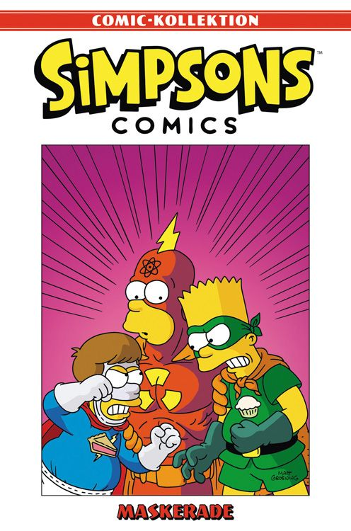 Die Simpsons - Simpsons Comic-Kollektion Nr. 25