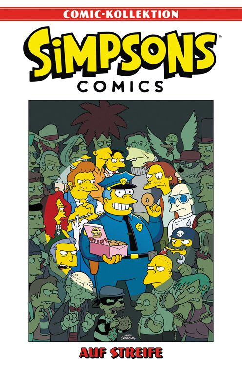 Die Simpsons - Simpsons Comic-Kollektion Nr. 27