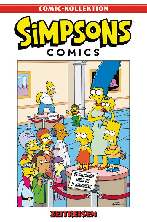 Simpsons Comic-Kollektion Nr. 28