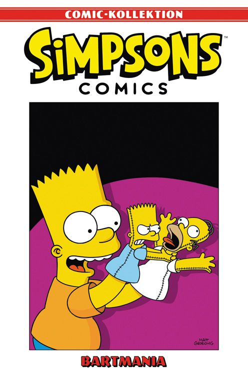 Simpsons Comic-Kollektion Nr. 29