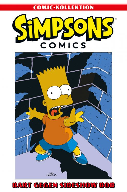 Simpsons Comic-Kollektion Nr. 3