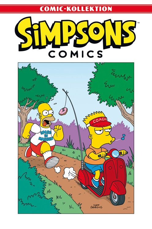 Simpsons Comic-Kollektion Nr. 4