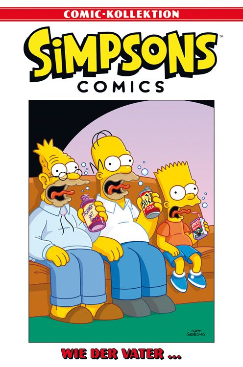 Simpsons Comic-Kollektion Nr. 6