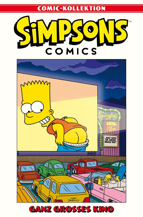 Simpsons Comic-Kollektion Nr. 9